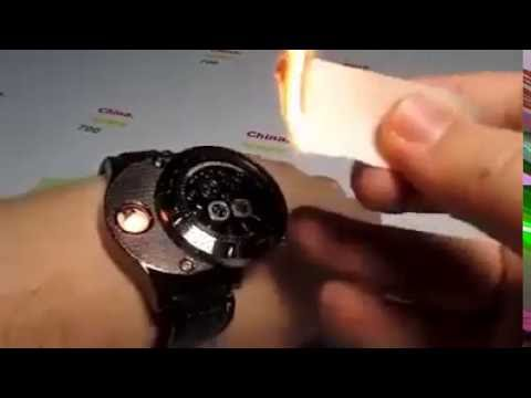 The Perpetual Spark Watch | Novelty Electronic Cigarette
