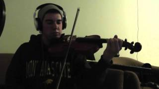 50 Ways to Say Goodbye (Violin Cover) - Train - Nathan Hutson