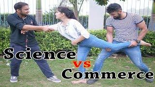 Science VS Commerce   Idiotic Launda Ft Rahul Sehrawat  