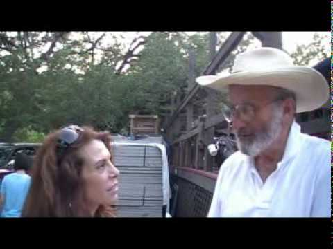 Noel Paul Stookey of Peter, Paul and Mary Interview at the 2010 Kerrville Folk Festival