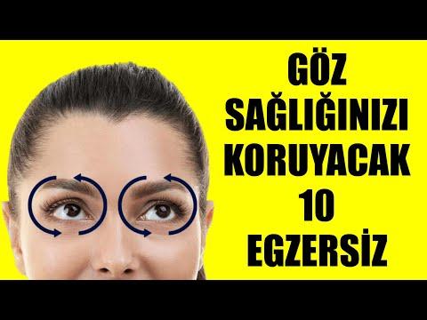 Göz Tembelliği Egzersiz 04