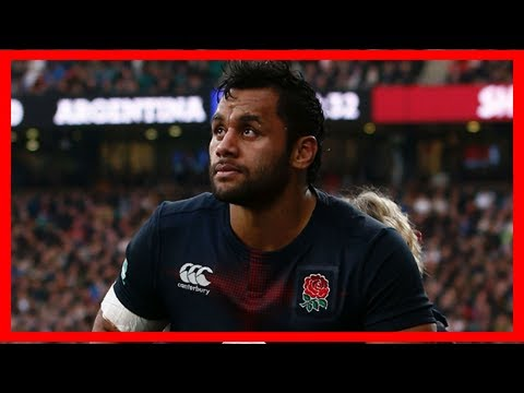Breaking News | Billy vunipola's six nations in doubt after undergoing knee surgery