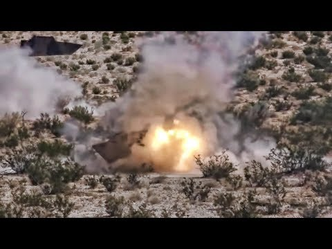 LAV-25 Light Armored Vehicles • Destruction Of Targets