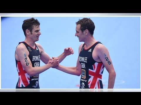 Brownlees finish outside medals and world champion swimmer Proud disqualified as England make nig...