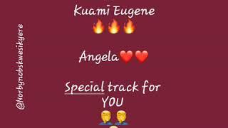 Kuami Eugene - Angela video (lyrics)