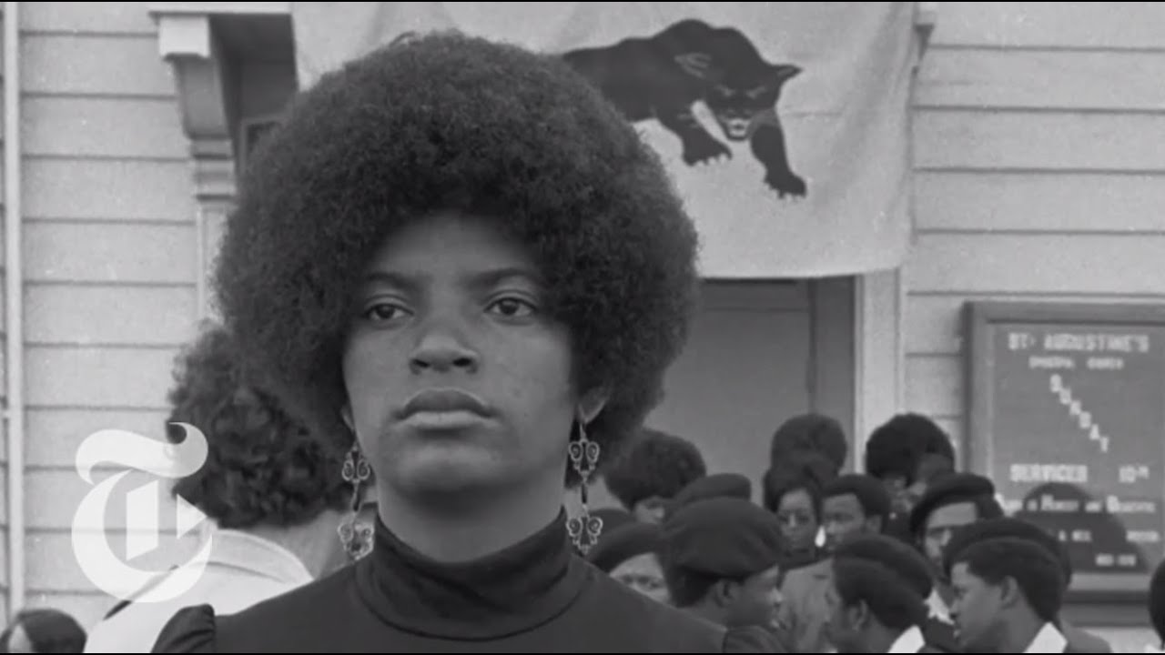 Black Panthers Revisited | Op-Docs | The New York Times