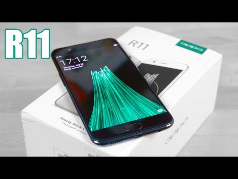 OPPO R11 (Snapdragon 660 | Dual Camera | AMOLED) - Unboxing & Hands On!