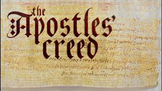 Apostles Creed Born of the Virgin Mary DM