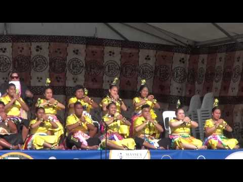Massey High School, Tonga Group 1, Polyfest, 2015