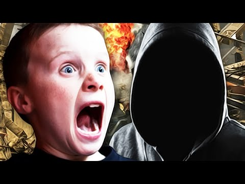 EXTREMELY CREEPY STALKER RETURNS TO BLACK OPS 2! - (Call ...