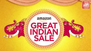 Amazon Great Indian Festival Sale 2019 | Amazon Sale 2019 | Latest Festival Offers