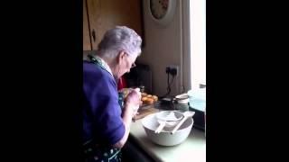 Grannies Irish Brown Bread Pt.1