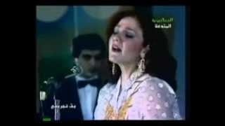 سيدي أنا ** ميادة الحناوي ** بالزي الليبي