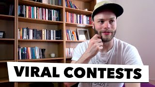 "How To Run A Contest On Facebook  — Facebook Contest Ideas Using ""Up Viral"" 