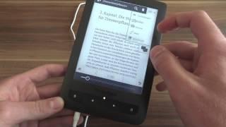 Pocketbook Touch Lux Review (german/deutsch)