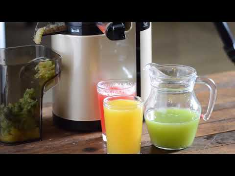 Havells Nutri Sense Slow Juicer | Review by Chef Rekha Kakkar