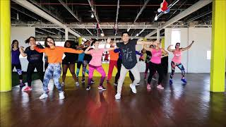 Me Lloras / ZUMBA Gloria Trevi Ft  Charly Black by MD TWINS