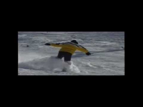 Andorra pass de la cassa 2003 snowboard & skiing with the boyz from bury funny video part 1