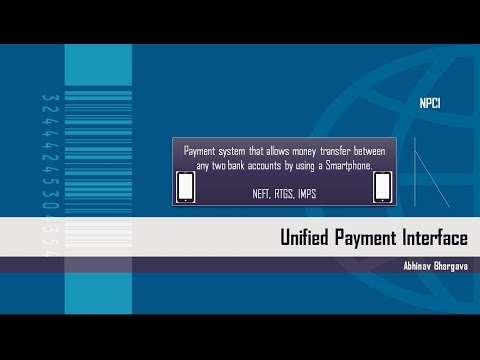 What is UPI - Unified Payment Interface?