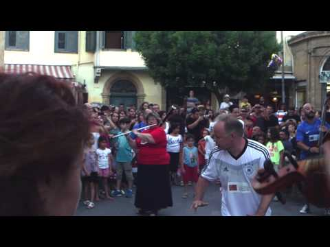 The Passing Game: A Flashmob with the Cyprus Symphony Orchestra