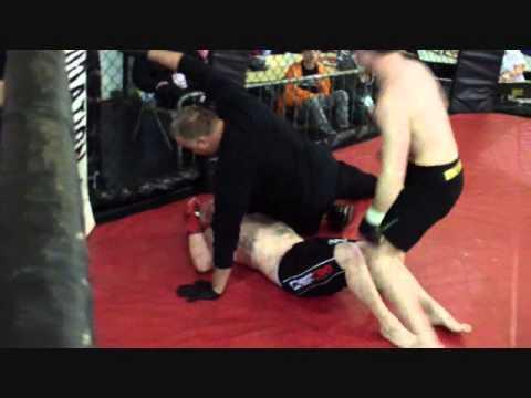 Hardrock MMA 64 Fight 2 Khris Dyer vs Steven Vincent 145 Ammy