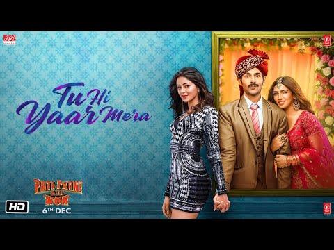 Tu Hi Yaar Mera Lyrics - Arijit Singh & #Neha Kakkar