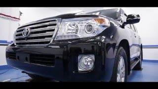 Toyota Land Cruiser 200 detailing by VIENN(С автомобилем Toyota Land Cruiser 200 2012 года выпуска были проведены следующие операции: ✓️Очистка кузова системой..., 2016-01-22T13:27:33.000Z)