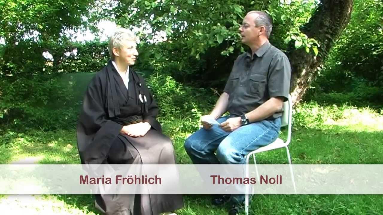 Zen? Was ist das? Maria Fröhlich aus Fulda erklärt was Zen bedeutet ...