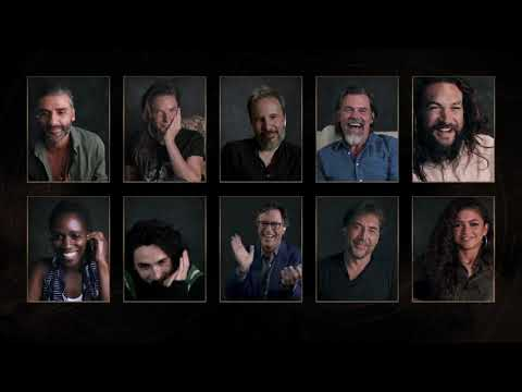 Dune Cast Featurette  – Official Q&A