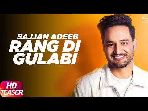 Teaser | Rang Di Gulabi | Sajjan Adeeb | Full Video Releasing on 28th Dec | Speed Records