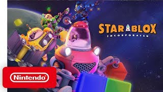 StarBlox Inc. - Launch Trailer - Nintendo Switch