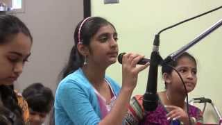 GBVS - My Favorite Slokas - by Children of Gokul Bhajan
