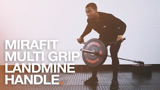MiraFit Poign/ée Landmine pour Viking Press Epaule