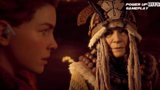 Gameplay: Horizon Zero Dawn - Aloy, buscadora