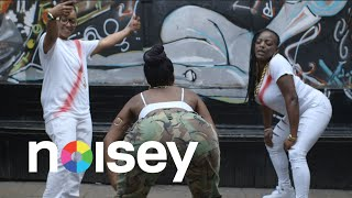 Is Deanz the Only Lesbian Dancehall Artist in the World? - Noisey Meets Deanz
