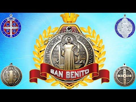 ORACION A SAN BENITO ABAD (Proteccion y liberacion)