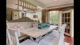 видео Дизайн кухни в деревянном доме: русский стиль, эко, кантри, прованс