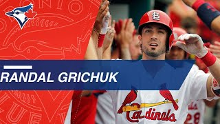 Blue Jays acquire Grichuk from the Cardinals