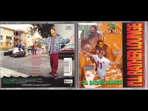 Dush Tray - Mission Complete ft. Taydatay, Hennesy & E-Sic 1995 Rare Frisco Cali Rap Bay Area