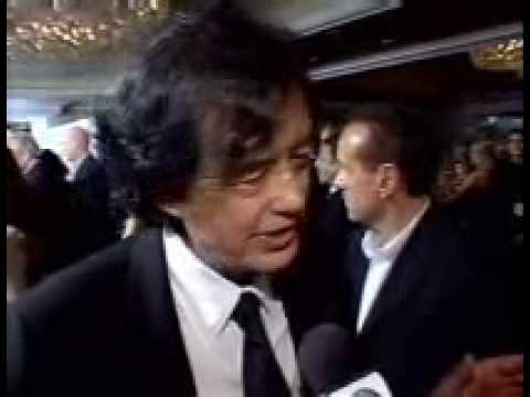 Jimmy Page Interview On Grammy Lifetime Achievement Award