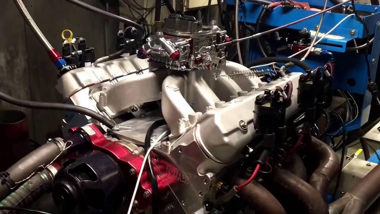 600 Cfm Carb Horsepower