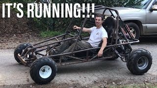 finishing the GS500 dune buggy part 2