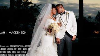 Miami Wedding Cinematography | Sheilah + Mackenson Wedding Highlight | South Florida Videographer