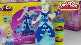 Plastilina Play Doh En Español La Cenicienta Juguetes Play Doh|Mundo de Jugueets