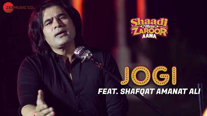 jogi  arko ft shafqat amanat ali  shaadi mein zaroor aana  rajkummar rao  kriti kharbanda