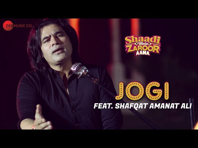 Jogi | Arko Ft. Shafqat Amanat Ali | Shaadi Mein Zaroor Aana | Rajkummar Rao & Kriti Kharbanda |
