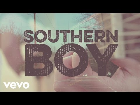 Jordan Rager - Southern Boy (with Jason Aldean) [Lyric Video]