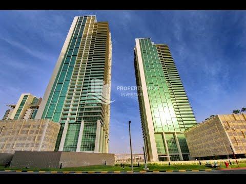 3 Bedroom Apartment - Type H, in Ocean Terrace, Marina Square, Al Reem Island, Abu Dhabi