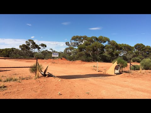 Exploring Abandoned Mines And Relic Hunting In Kookynie, Western Australia
