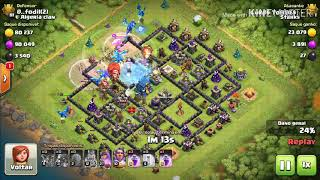 clash of clans especial push para chegar a lendaria ! TH12 2019